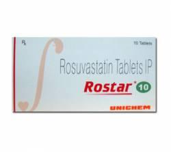 Rostar 10 mg (10 pills)