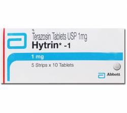 Hytrin 1 mg (10 pills)