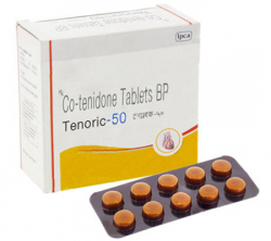 Tenoric 50 mg / 12.5 mg (100 pills)