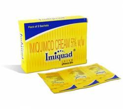 Imiquad Cream 5 % (3 sachets)