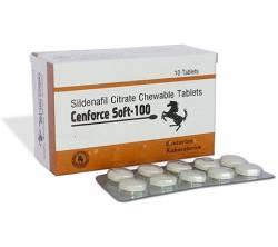 Cenforce Soft 100 mg (10 pills)