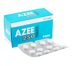 Azee 250 mg (20 pills)