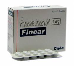 Fincar 5 mg (10 pills)