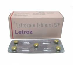 Letroz 2.5 mg (5 pills)