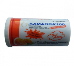 Kamagra Effervescent 100 mg (7 pills)