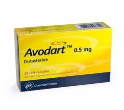 Avodart 0.5 mg (30 pills)