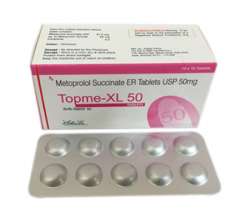 Topme XL 50 mg (10 pills)