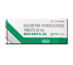 Duvanta 20 mg (10 pills)