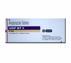 Arip MT 5 mg (100 pills)