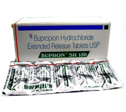 Bupron SR 150 mg (100 pills)
