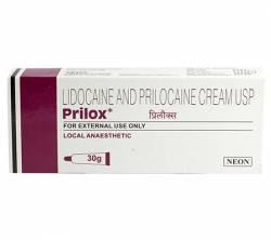 Prilox Cream 2.5% / 2.5% (1 tube)