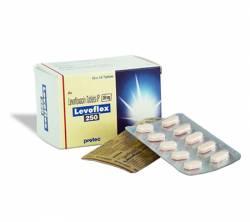 Levoflox 250 mg (100 pills)