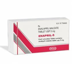 Enapril 5 mg (15 pills)