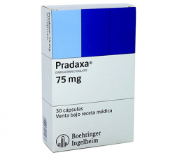 Pradaxa 75 mg (10 pills)