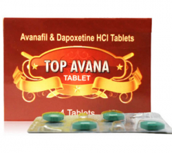 Top Avana 80 mg (4 pills)