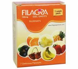 Filagra Oral Jelly 100 mg (7 sachets)