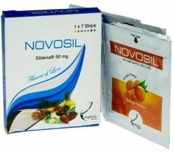 Novosil Strips 50 mg (7 strips)