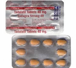 Tadagra Strong 40 mg (10 pills)