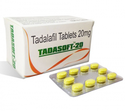 Tadasoft 20 mg (10 pills)