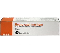 Betnovate Ointment 0.1% (1 tube)
