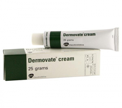 Dermovate Cream 0.05% (1 tube)