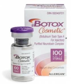 Botox 100 iu (1 bottle)
