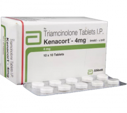 Kenacort 4 mg (100 pills)