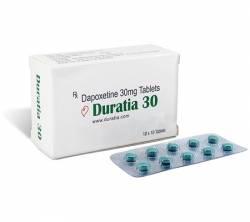 Duratia 30 mg (10 pills)