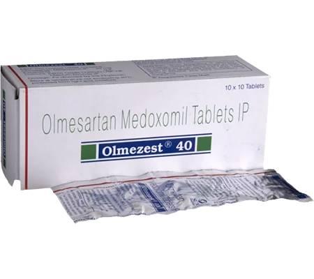 Olmezest 10 mg uses