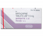 Mirnite 7.5 mg (100 pills)
