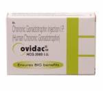 HCG Ovidac 2000iu (1 vial)