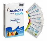 Kamagra Oral Jelly 100 mg (7 sachets)