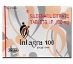 Intagra 100 mg (4 pills)