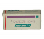 Arpizol 5 mg (10 pills)