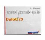 Dulot 20 mg (10 pills)