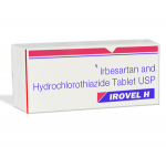 Irovel H 150 mg / 12.5 mg (10 pills)