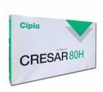 Cresar H 80 mg / 12.5 mg (10 pills)