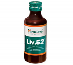 LIV-52 Syrup 100 ml (1 bottle)