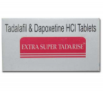 Extra Super Tadarise 100 mg (10 pills)
