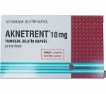 Aknetrent 10 mg (30 pills)