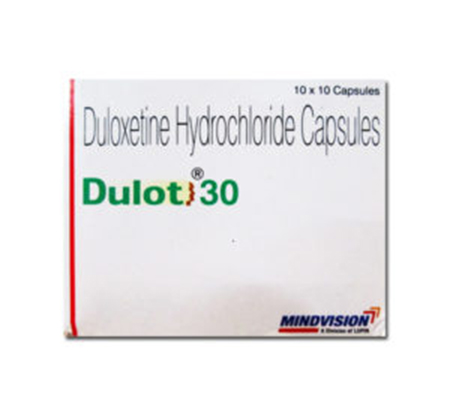 Dulot 20 mg (10 pills)