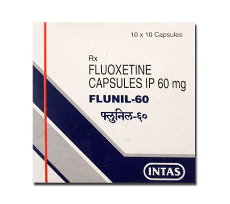 Flunil 10 mg (10 pills)