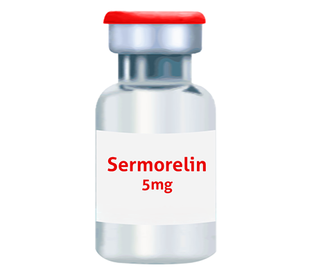Sermorelin 2 mg (1 vial)