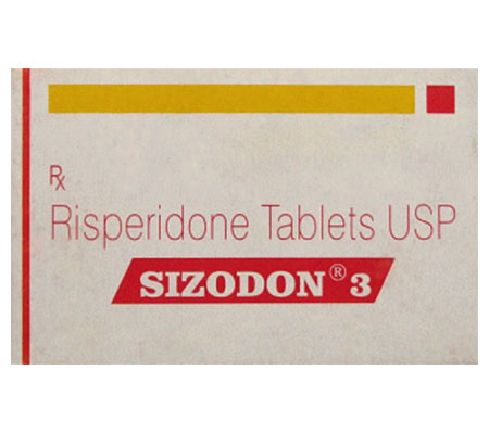 Sizodon 1 mg (10 pills)